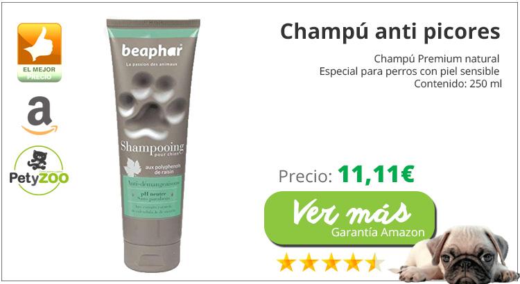champú-alergia-antipicores-perro-comprar
