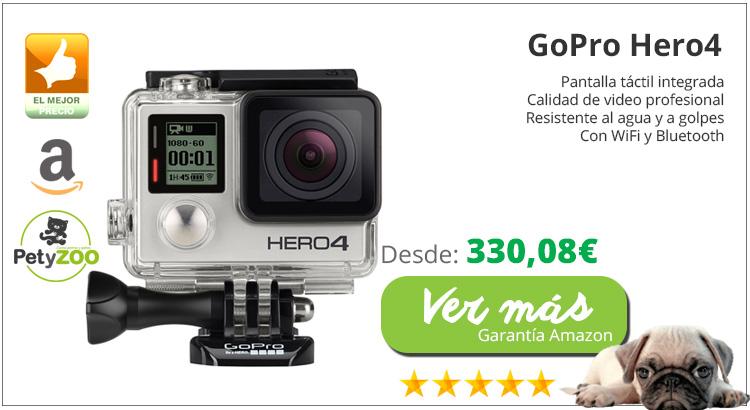 Cámara Go Pro Hero 4 comprar online