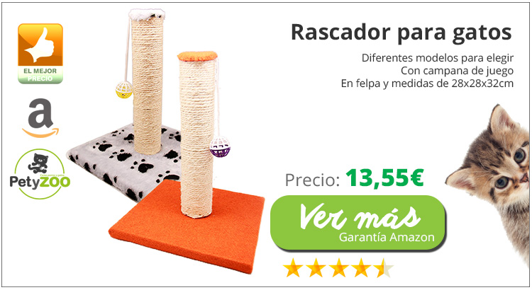 rascador-gatos-amazon