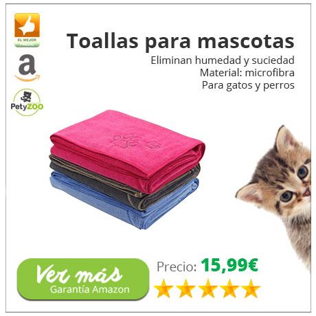 toallas-de-baño-para-mascotas